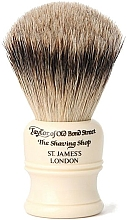 Düfte, Parfümerie und Kosmetik Rasierpinsel SH1 - Taylor of Old Bond Street Shaving Brush Super Badger size S