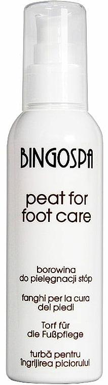 Fußbalsam mit Torf - BingoSpa The Mud Feet