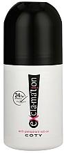 Düfte, Parfümerie und Kosmetik Coty Ex`cla-ma`tion - Deo Roll-on Antitranspirant