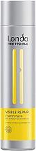 Düfte, Parfümerie und Kosmetik Haarspülung mit Seidenextrakt und Mandelöl - Londa Professional Visible Repair Conditioner