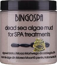 Düfte, Parfümerie und Kosmetik Creme-Serum mit Algen und Schlamm aus dem Toten Meer - BingoSpa
