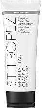 Körperlotion für täglichen Gebrauch - St. Tropez Gradual Tan Everyday Body Lotion Light/Medium — Bild N1