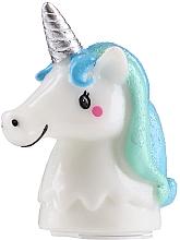 Düfte, Parfümerie und Kosmetik Lippenbalsam für Kinder mit Kokosduft Einhorn - Martinelia Unicorn Magical Coconut Lip Balm