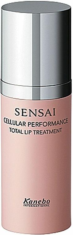 Regenerierende Lippencreme - Kanebo Sensai Cellular Performance Total Lip Treatment