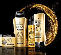 Haarserum für strapaziertes Haar - Schwarzkopf Gliss Kur Ultimate Oil Elixir Serum — Bild N2