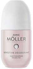Düfte, Parfümerie und Kosmetik Deo Roll-on für empfindliche Haut - Anne Moller Sensitive Deodorant