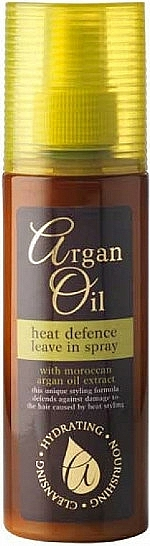 Hitzeschutzspray mit marokkanischen Arganöl Extrakt - Xpel Marketing Ltd Argan Oil Heat Defence Spray