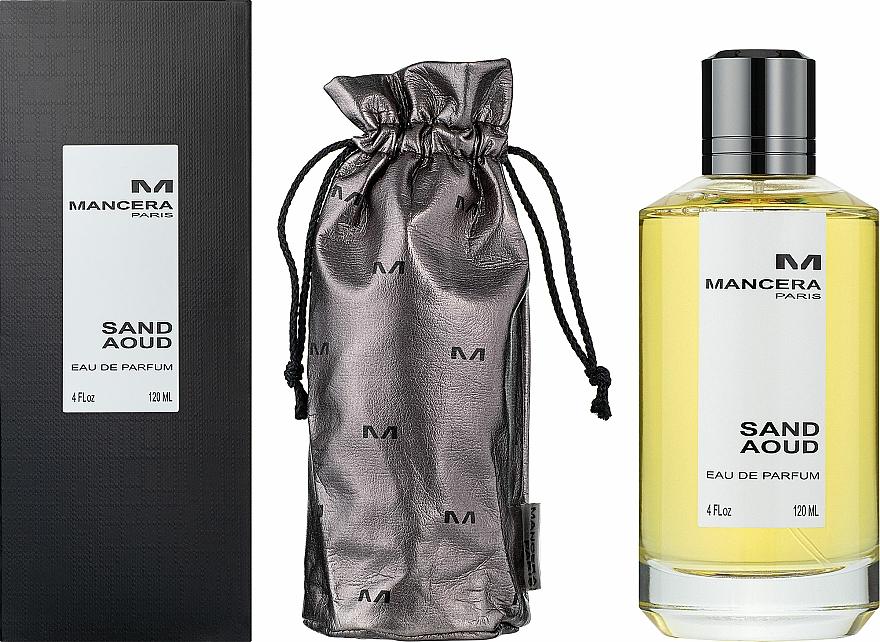 Mancera Sand Aoud - Eau de Parfum — Bild N2