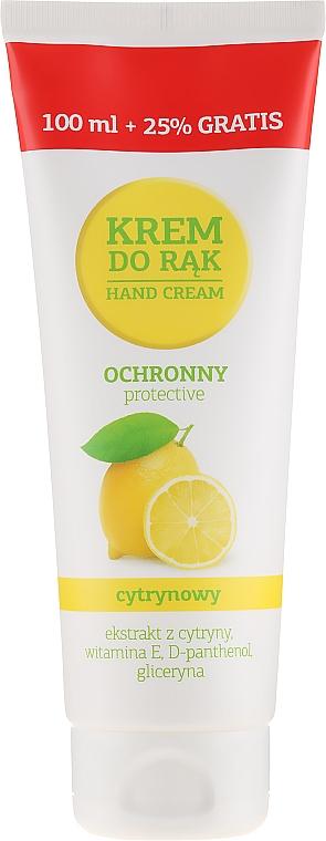 Handschutzcreme mit Zitrone - VGS Polska Hand Cream