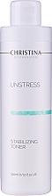 Düfte, Parfümerie und Kosmetik Stabilisierendes Gesichtswasser, pH 4,0-4,5 - Christina Unstress Stabilizing Toner
