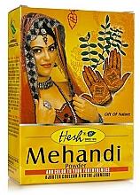 Düfte, Parfümerie und Kosmetik Henna für Haare, Füße, Handflächen und Nägel - Hesh Mehandi Powder