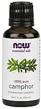 Düfte, Parfümerie und Kosmetik Ätherisches Öl Kampfer - Now Foods Essential Oils 100% Pure Camphor