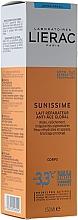 Düfte, Parfümerie und Kosmetik Feuchtigkeitsspenende After Sun Körpermilch - Lierac Sunissime Lait Reparateur Anti-Age Global
