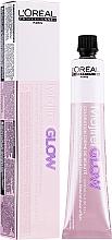 Düfte, Parfümerie und Kosmetik Dauerhafte Haarfarbe mit Lichtreflexion - L'Oreal Professionnel Majirel Glow