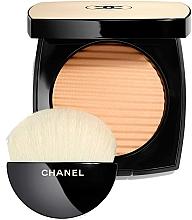 Düfte, Parfümerie und Kosmetik Gesichtspuder mit Glow-Effekt - Chanel Les Beiges Healthy Glow Luminous Colour