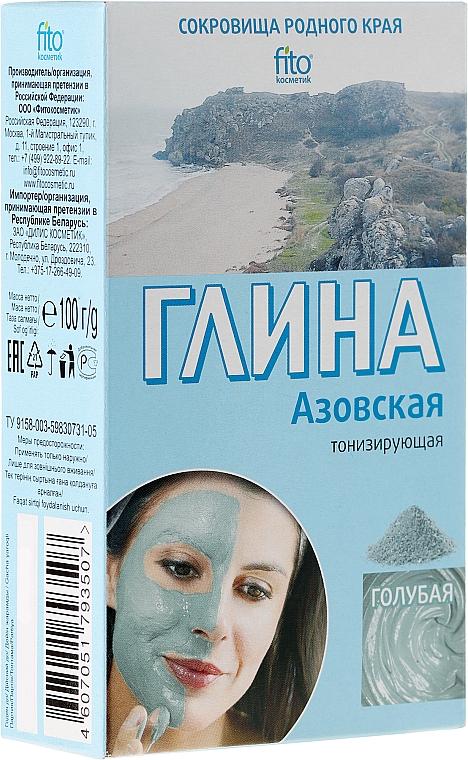Blauer Asowscher Ton für Gesicht und Körper - Fito Kosmetik