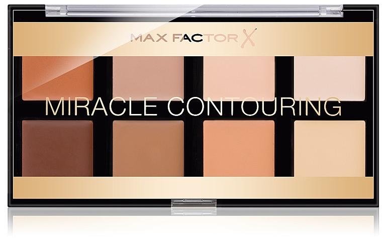 Konturpalette für das Gesicht - Max Factor Miracle Contouring Palette