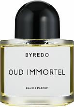 Düfte, Parfümerie und Kosmetik Byredo Oud Immortel - Eau de Parfum