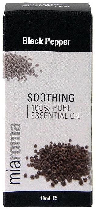 100% Reines ätherisches Pfefferöl schwarz - Holland & Barrett Miaroma Black Pepper Pure Essential Oil