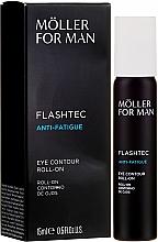 Düfte, Parfümerie und Kosmetik Anti-Müdigkeit Roll-on für die Augenpartie - Anne Moller Pour Homme Eye Contour Roll-On