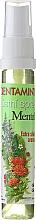 Düfte, Parfümerie und Kosmetik Erfrischendes Mundspray mit Menthol - Bione Cosmetics Dentamint Mouth Spray Menthol