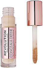 Düfte, Parfümerie und Kosmetik Gesichts-Concealer - Makeup Revolution Conceal and Define Concealer