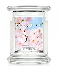 Düfte, Parfümerie und Kosmetik Duftkerze im Glas Cherry Blossom - Kringle Candle Cherry Blossom