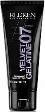 Düfte, Parfümerie und Kosmetik Föhn-Haargel mit Samtgelatine - Redken Cushioning Blow-Dry Gel 07 Velvet Gelatine
