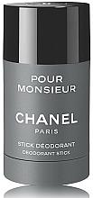Düfte, Parfümerie und Kosmetik Chanel Pour Monsieur - Deostick