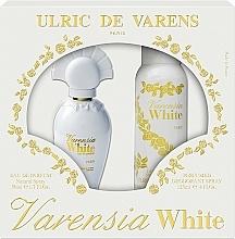 Düfte, Parfümerie und Kosmetik Ulric De Varens Varensia White - Duftset (Eau de Parfum 50ml + Deospray 125ml)
