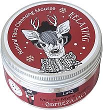 Düfte, Parfümerie und Kosmetik Reinigungsmousse für das Gesicht Pralinka - LaQ Natural Face Cleansing Mousse Relaxing Pralinka