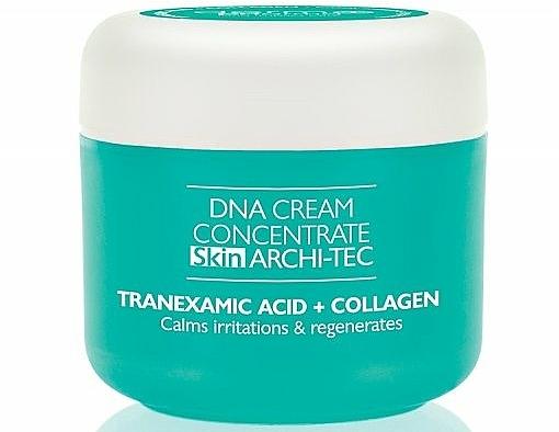 Beruhigendes und regenerierendes Creme-Konzentrat für das Gesicht mit Kollagen und Tranexamsäure - Dermo Pharma Cream Skin Archi-Tec Tranexamic Acid + Collagen
