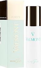 Düfte, Parfümerie und Kosmetik Reichhaltiges Reinigungsfluid für das Gesicht mit Kamillenextrakt - Valmont Fluid Falls