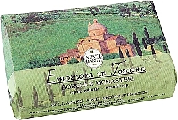 Düfte, Parfümerie und Kosmetik Naturseife Villages & Monasteries - Nesti Dante Natural Soap Emozioni in Toscana Collection