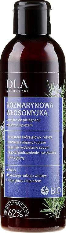 Anti-Schuppen Shampoo mit Rosmarin - DLA