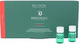 Düfte, Parfümerie und Kosmetik Stärkende Booster-Ampullen für schwaches und brüchiges Haar - Revlon Eksperience Boost Strengthening Booster