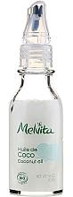 Düfte, Parfümerie und Kosmetik Bio Kokosnussöl für das Haar - Melvita Coconut Oil