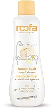 Düfte, Parfümerie und Kosmetik Badegel für Babys mit Honig - Roofa Honey Bath Gel