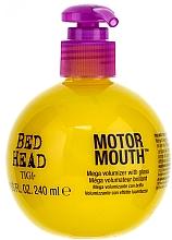 Düfte, Parfümerie und Kosmetik Booster für mehr Volumen - Tigi Motor Mouth