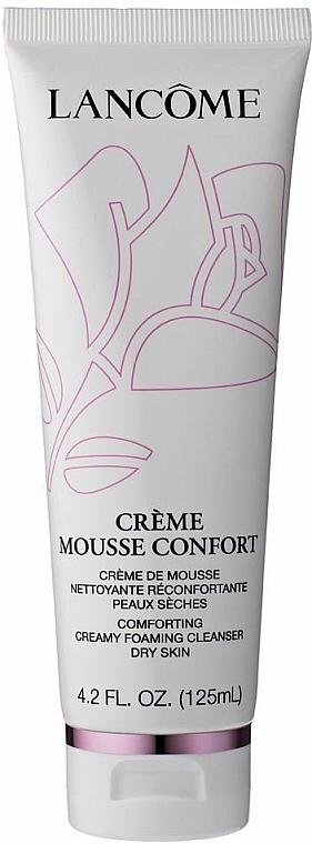 Gesichtsreinigungsschaum - Lancome Creme-Mousse Confort 125ml