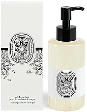 Düfte, Parfümerie und Kosmetik Diptyque Eau Des Sens - Reinigungsgel für Hände und Körper