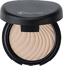 Düfte, Parfümerie und Kosmetik Kompaktpuder - Flormar Compact Powder