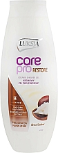Düfte, Parfümerie und Kosmetik Cremiges Duschgel mit Sheabutter - Luksja Care Pro Restore Creamy Shower Gel Shea Butter