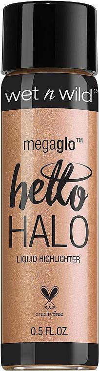 Flüssiger Highlighter - Wet N Wild MegaGlo Hello Halo Liquid Highlighter