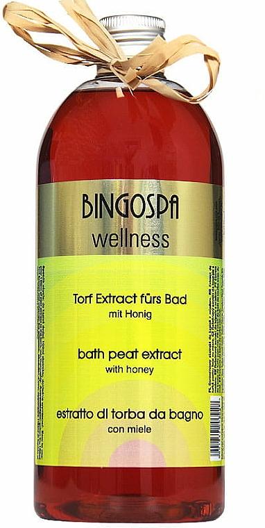 Schlammbadegel mit Honignektar - BingoSpa Mud Nectar With Honey