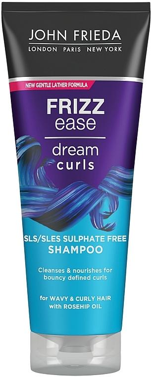 Feuchtigkeitsspendendes Shampoo für Traumlocken - John Frieda Frizz-Ease Dream Curls Shampoo