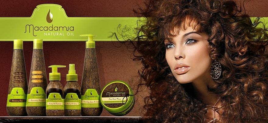 Verjügendes Shampoo mit Macadamia- und Arganöl - Macadamia Natural Oil Rejuvenating Shampoo — Bild N4