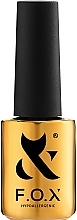 Düfte, Parfümerie und Kosmetik Gel Nagellack - F.O.X French Classic