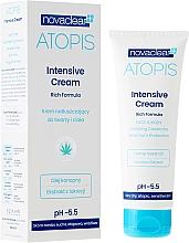 Düfte, Parfümerie und Kosmetik Feuchtigkeitsspendende Gesichts- und Körpercreme - Novaclear Atopis Intensive Cream