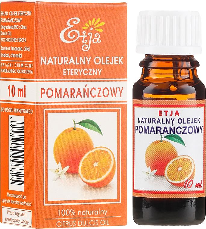 Natürliches ätherisches Orangenöl - Etja Natural Citrus Dulcis Oil